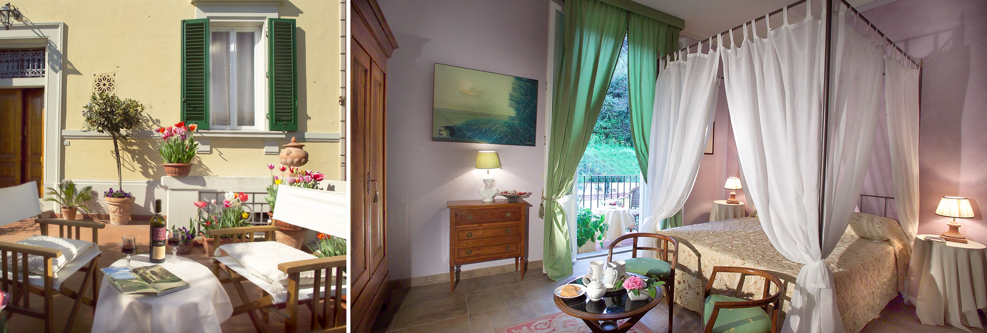 Bed and Breakfast a Firenze, B&B Monte Oliveto Firenze Oltrarno
